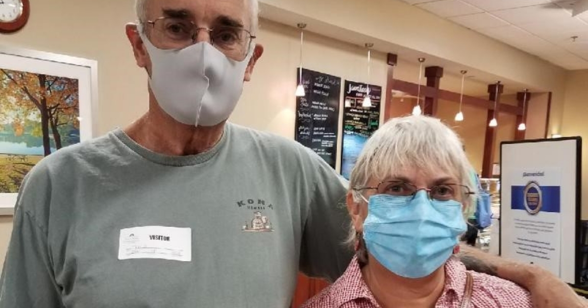 Ephrata couple both hospitalized for COVID at WellSpan Ephrata Community Hospital, where they say the care was 'fantabulous'