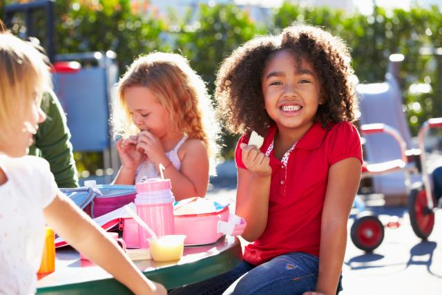 Healthy lunches kids love